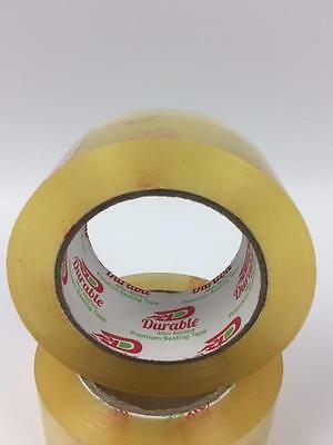 "DURABLEMAX 36 Rolls-2MIL-2""X110 Yards(300ft)-Carton Box Sealing Packing Tape"