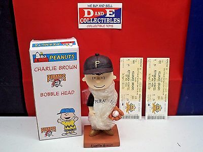 Giant Eagle - Bobblehead - Pittsburgh Pirates - Charlie Brown - New! #1