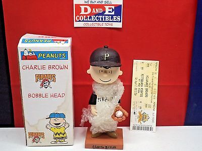 Giant Eagle - Bobblehead - Pittsburgh Pirates - Charlie Brown - New! #2