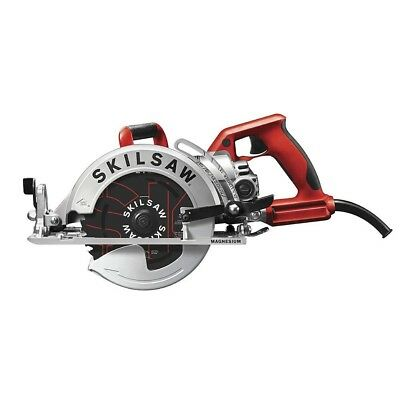 "Skilsaw SPT77WML-22 7-1/4"" MAG Light Worm Drive Circular Saw with Diablo Blade"
