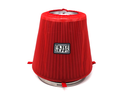 FILTERWEARS F154K Universal Water Repellent Cold Air Intake Pre-Filter Large