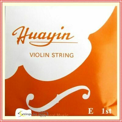 Huayin Student Violin Strings Fits 1/4 and 1/2 Size Violin Full Set G,D,A.E