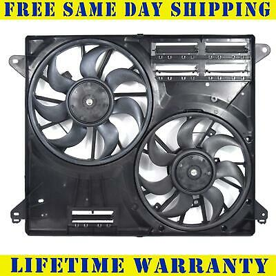 Radiator And Condenser Fan For Ford Edge Lincoln MKX FO3115212