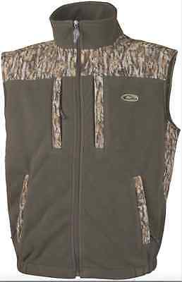 MST Drake DW1600 Windproof Two Tone Layering Vest Bottomland/Olive