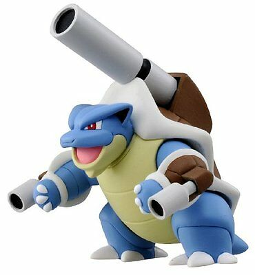New Pokemon Monsters Collection SP_17 Mega Blastoise From Japan F/S