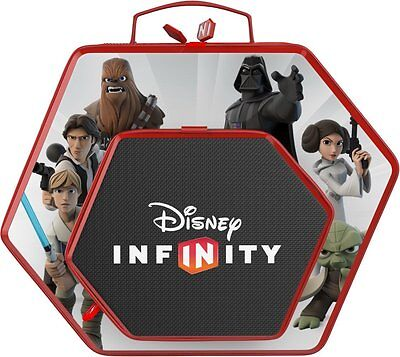 Disney Infinity Official Figure Storage and Carry Case - Holds 20+ Figures