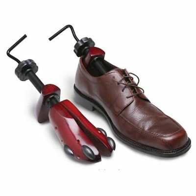 Cedar Wood Shoe Stretchers with Pressure Point Plugs - Women's Size 9-11