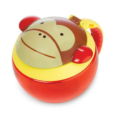 NEW SkipHop Zoo Monkey Snack Cup