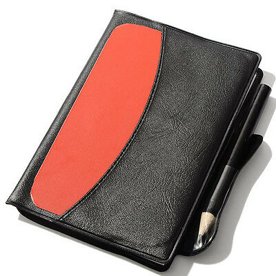New Sport Football Soccer Referee Notebook Wallet Red Card And Yellow Card