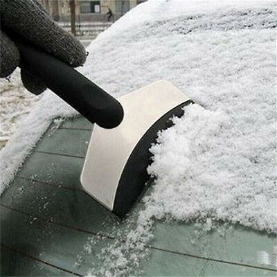 Portable Window Cleaning Tool Ice Shovel Car Windshield Snow Removal Scraper New