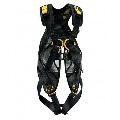 Petzl Newton Easyfit Harness (Size 1/2) Europe Industrial Full Body 2 Point
