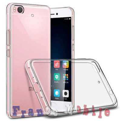 Coque Transparent pour Xiaomi Mi 5s Case Gel TPU Etui Housse Cover Ultra Slim