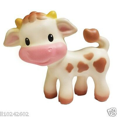 Teethers - Infantino - Cow (NATURAL RUBBER)