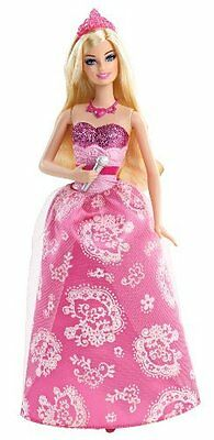 Barbie Princess and The Popstar Tori Doll Microphone