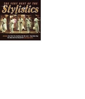 The Stylistics - The Very Best Of [CD]