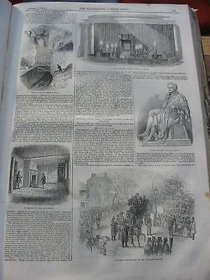 LN-1844-Old House Clerkenwell-Funeral Late Dr.Dalton