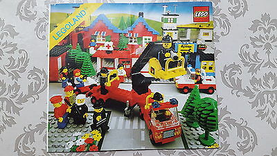 Lego - Town, City, Boats, Leaflet Showing Sets of the Time  - 1980
