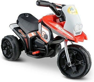 Motorbike Kids Ride On Motorcycle Toy Electric Scooter Car Bike 6V Battery boys
