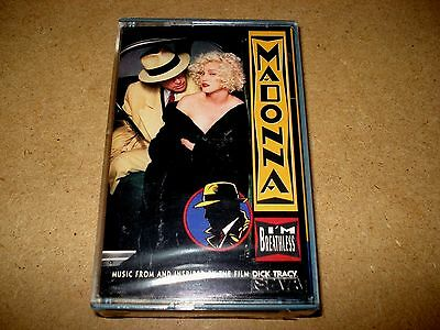 Madonna - I`m Breathless / MC Kassette / OVP, Sealed / Singapore / Cassette Tape