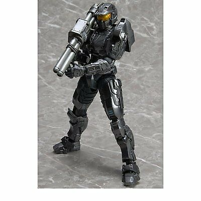 Halo Reach Play Arts New York CC 2011 Exclusive Figure Spartan Mark V Silver