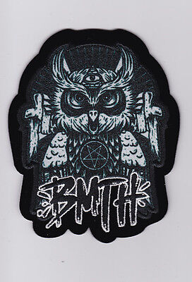 BRING ME THE HORIZON   PATCH ECUSSON Patch thermocollant