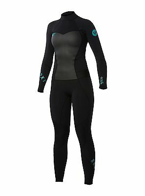 Roxy Syncro 3/2 Back Zip Fullsuit 2 4 10 10T 12 12T 14 womens wetsuit new NWT