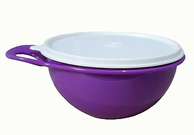 Brand New Tupperware Mixing Thatsa & Thats A Bowl With Lid 1.4 Ltr. (47.3 Oz)