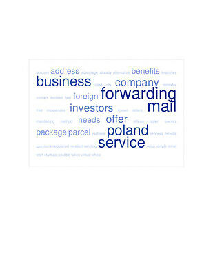 Parcel forwarding service in Poland