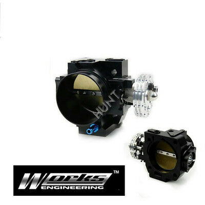 Works 70mm Racing Throttle Body Fits Honda Integra Acura RSX DC5 2.0L K20A