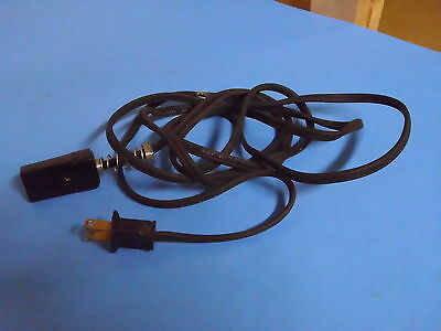 Vintage Peer Electrical Small Appliance Cord 5A - 250V 10A - 125V