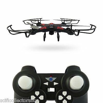 NEW X-Cam Quadcopter HD Camera Video - Micro SD - A great drone from a UK Seller