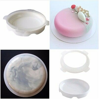 Eclipse Silicone Cake Mold For Mousses Ice Cream Chiffon Baking Decorating Tools