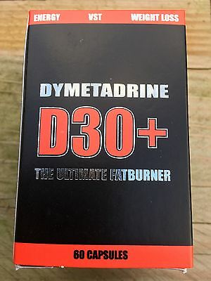 X 3 Tubs VST Research Dymetadrine 30+ T5 EXTREME FAT BURNER WEIGHT LOSS ECA