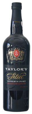 Taylor's Select Reserve Ruby Port DOC Taylor's Port