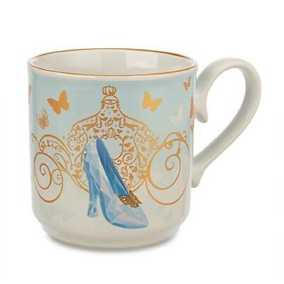New Disney Store Cinderella Live Action Movie Princess Mug Coffee Tea Cup