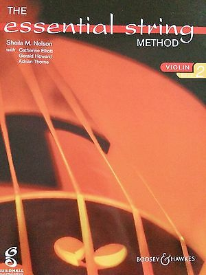 Sheila M. Nelson - The Essential String Method - for Violin Book 2