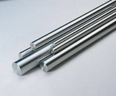 6Mm Diameter 304 Grade Stainless Steel Round Bar Rods All Lengths Available