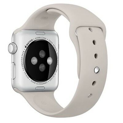 Apple Sport Band for Apple Watch 42mm MLKY2ZM/A - Stone