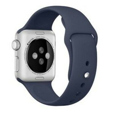 Apple Sport Band for Apple Watch 38mm MLKX2ZM/A - Midnight Blue