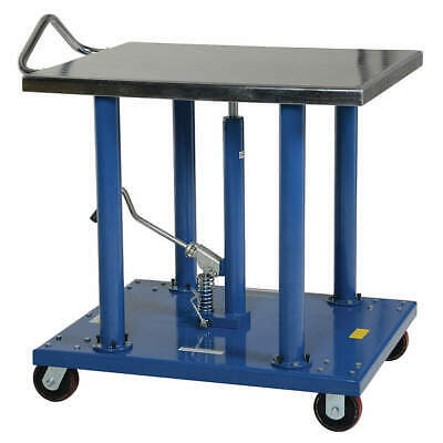 GRAINGER APPROVED Hydraulic Lift Table, 30,36x54 In., HT-20-3036A