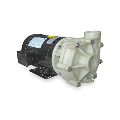 DAYTON Centrifugal Pump, 3 HP,3 Ph,208-230/460V, 2YEU5