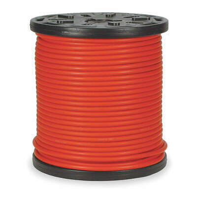"CONTINENTAL Air Hose,1/4"" ID x 500 ft. L,Red, 54040600805002"