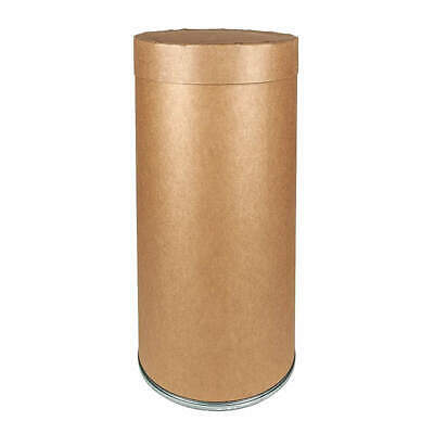 GRAINGER APPROVED Fiber Recycling Container,Brown, FDCLB87, Brown