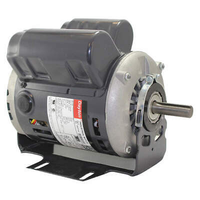 Dayton Mtr,cs/cr, Odp,1/2 Hp,1725,56,eff 76.2, 30Pt62