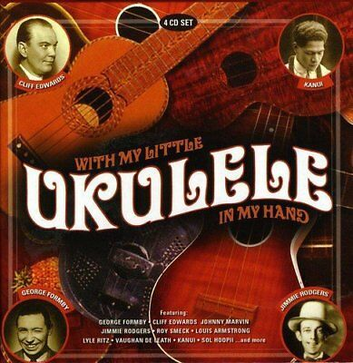 With My Little Ukulele in My Hand [CD]