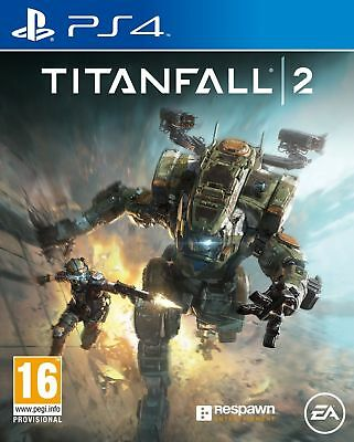 Titanfall 2 (PS4) Brand New & Sealed Free UK Shipping - UK PAL Quick Dispatch