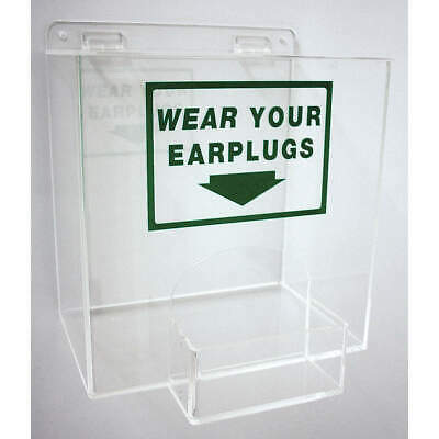 GRAINGER APPROVED Ear Plug Dispenser, 23Z423