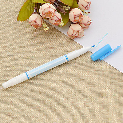 Water Soluble Erasable Fabric Marker Pen Sewing Tools Replace Tailor's Chalk