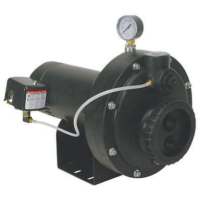 DAYTON 1 HP,Convertible Jet Pump,110 ft. Lift, 4HEZ6