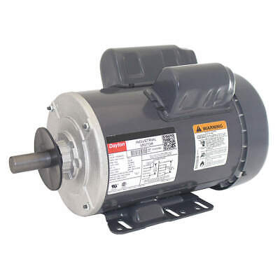 DAYTON GP Mtr,CS,TENV,1//6 HP,1725 rpm,56C 5GD53